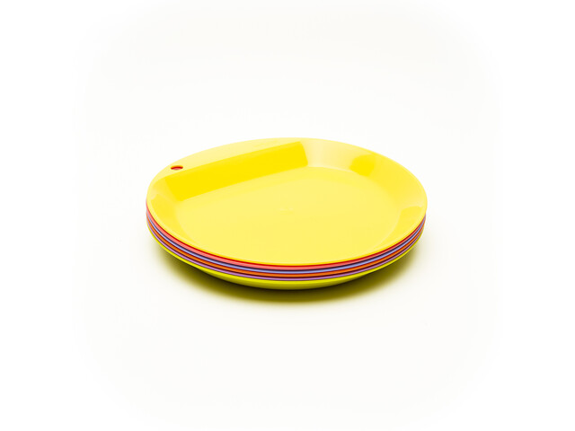 Wildo Camper Plate Flat Set, fashion 1